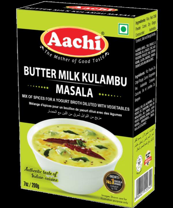 Butter Milk Kulambu Masala - Asijah Europe