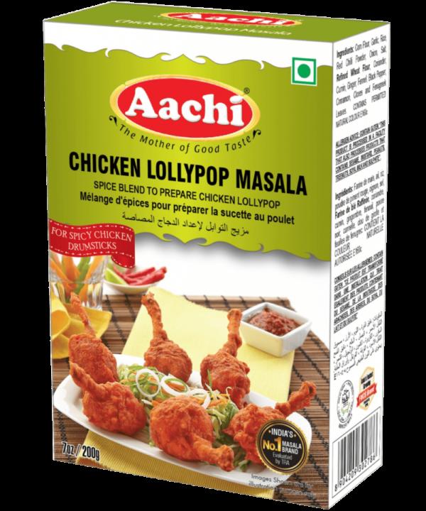 Chicken Lollypop Masala - Asijah Europe