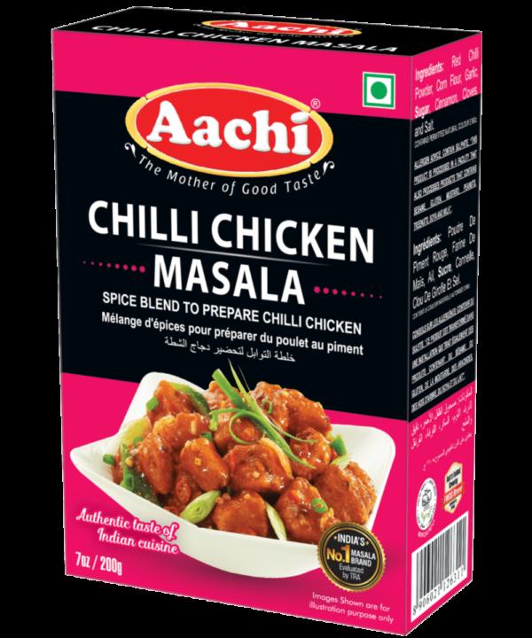 Chilli Chicken Masala - Asijah Europe