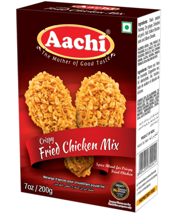 Crispy Fried Chicken - Asijah Europe