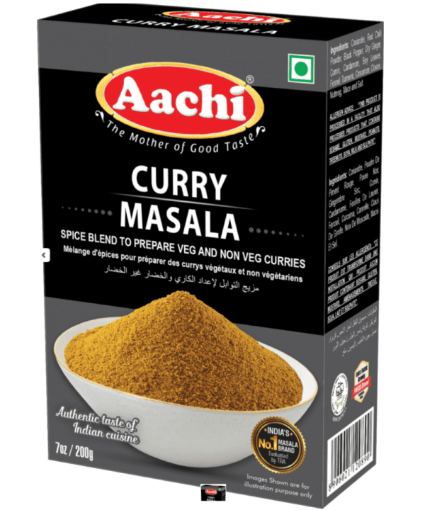 Curry Masala - Asijah Europe