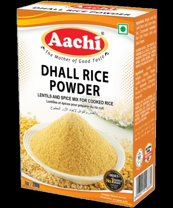 Dhall Rice Powder - Asijah Europe