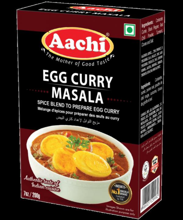 Egg Curry Masala - Asijah Europe