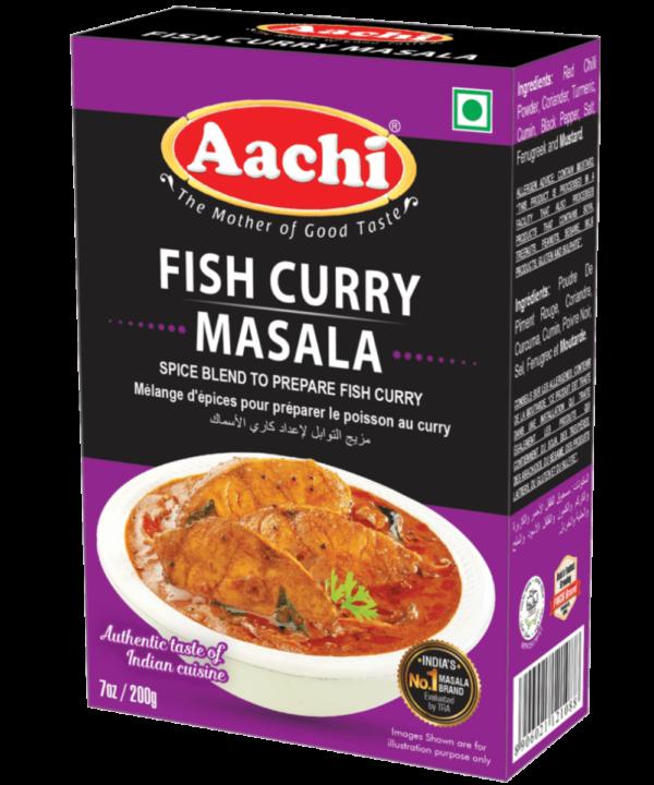 Fish Curry Masala - Asijah Europe