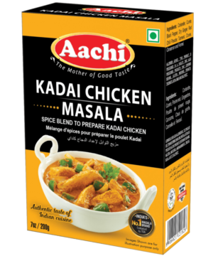 Kadai Chicken Masala - Asijah Europe