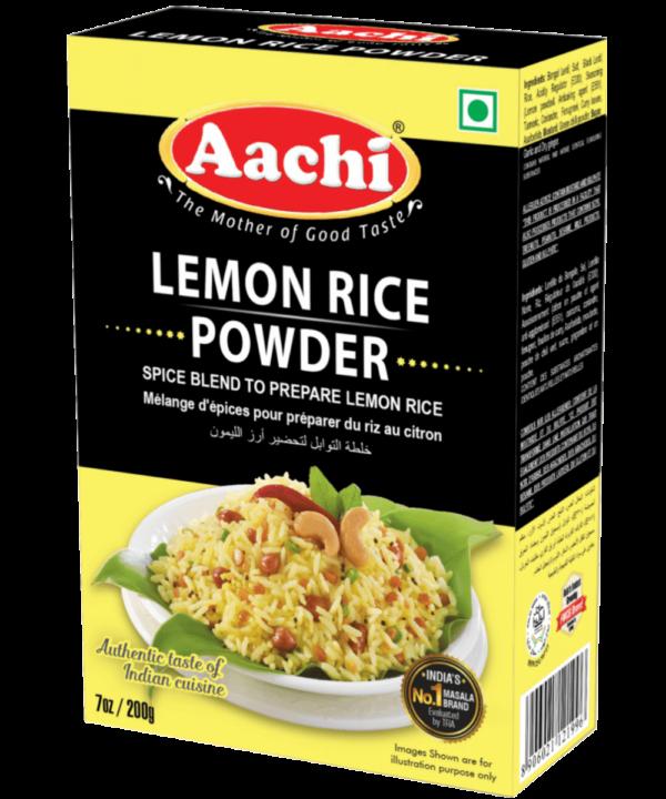 Lemon Rice Powder - Asijah Europe