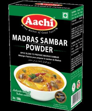 Madras Sambar Powder - Asijah Europe