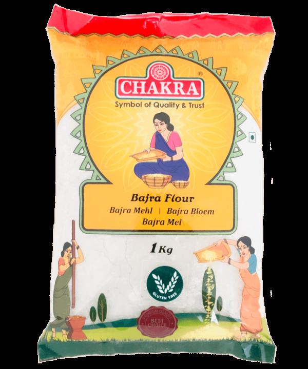 Chakra Bajra Flour - Asijah Europe
