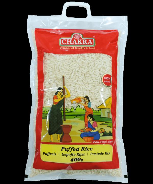 Puffed Rice - Asijah Europe