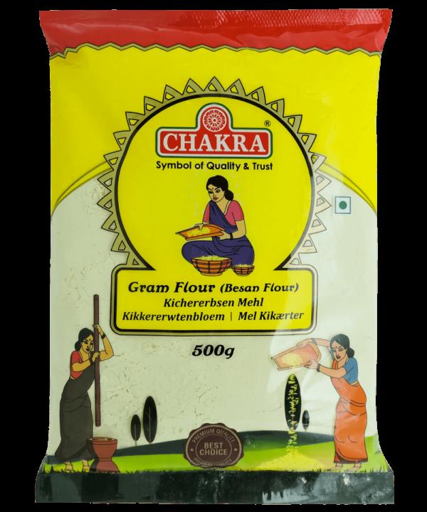 Chakra Gram Flour - Asijah Europe