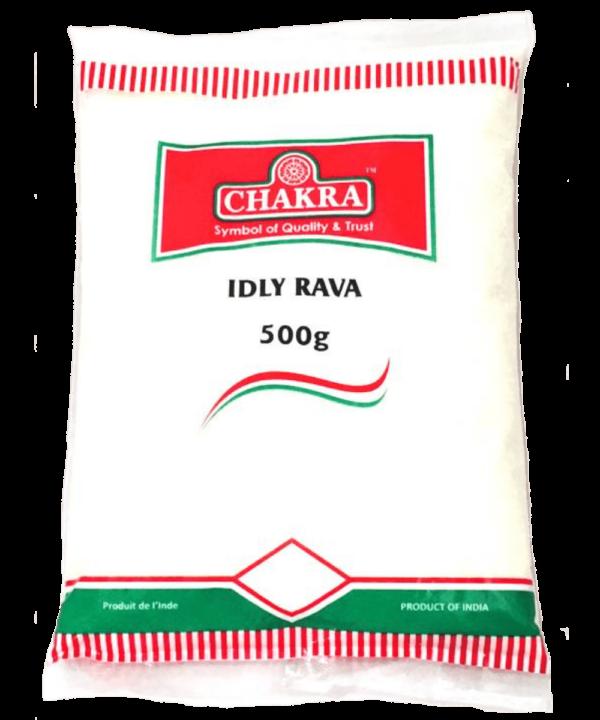 Chakra Idly Rava - Asijah Europe