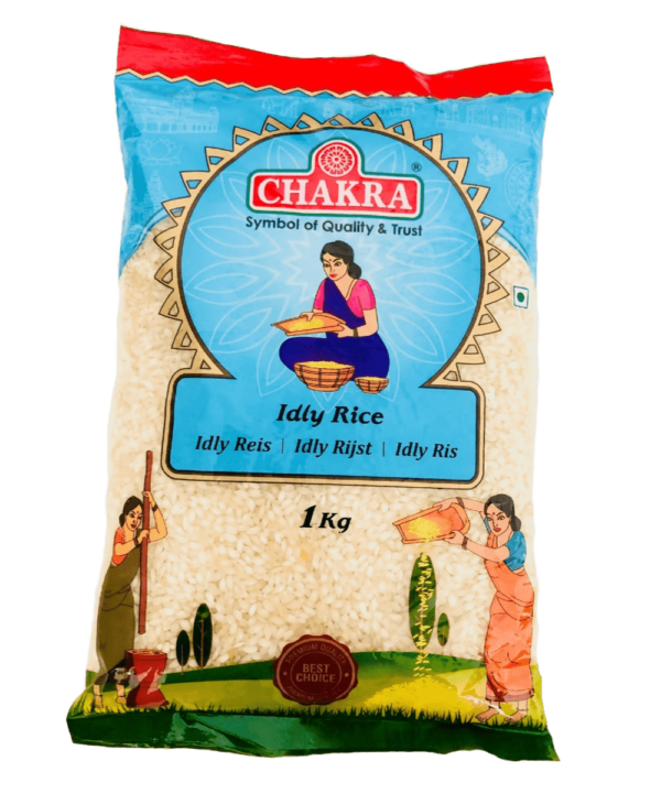 Idly Rice - Asijah Europe