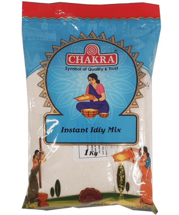 Chakra Instant Idly Mix - Asijah Europe