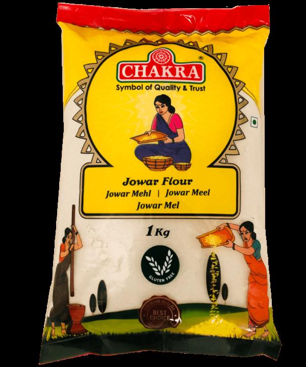 Chakra Jowar Flour - Asijah Europe