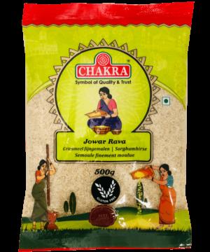 Chakra Jowar Rava - Asijah Europe