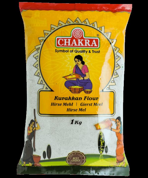 Chakra Kurakkan Flour - Asijah Europe