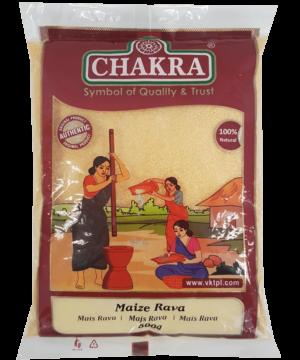 Chakra Maize Rava - Asijah Europe
