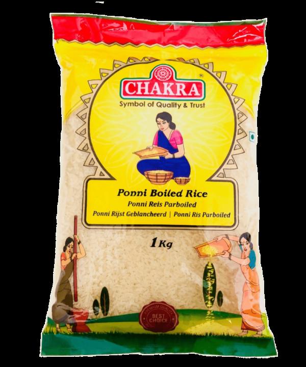 Ponni Boiled Rice - Asijah Europe