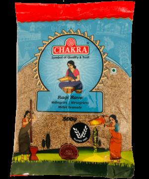 Chakra Ragi Rava - Asijah Europe