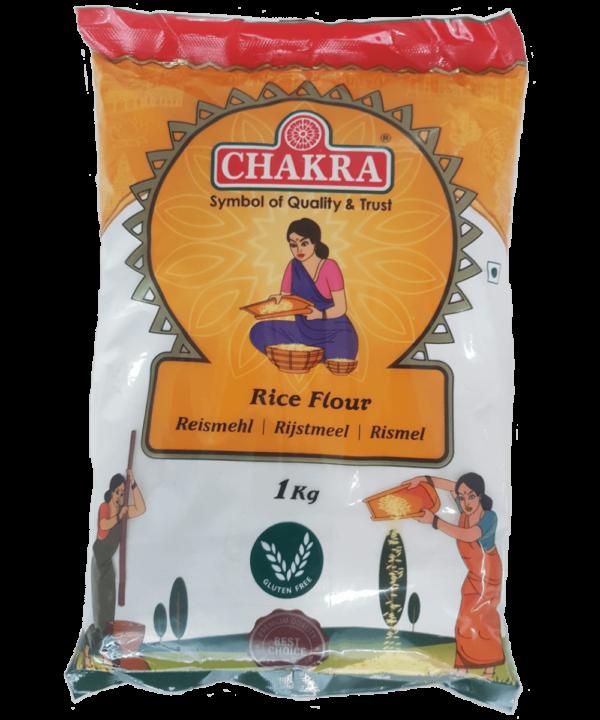 Chakra Rice Flour - Asijah Europe