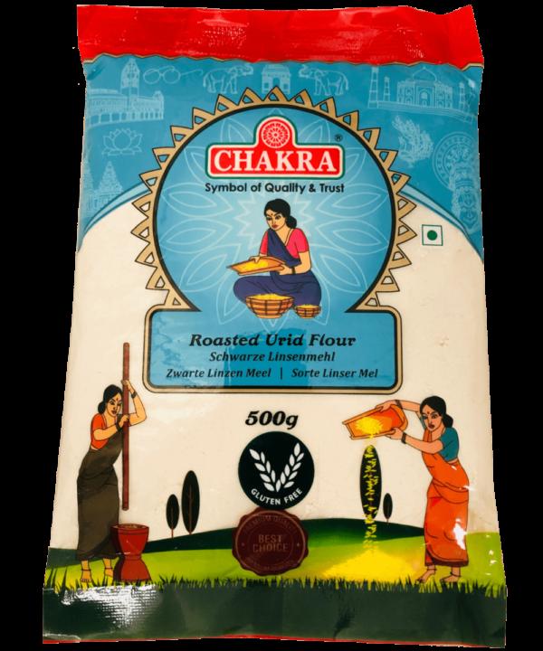 Chakra Roasted Urid Flour - Asijah Europe