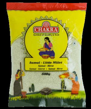 Samai - Little Millet - Asijah Europe