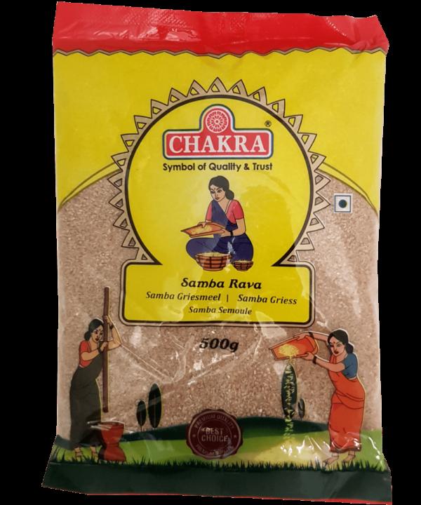 Chakra Samba Rava - Asijah Europe