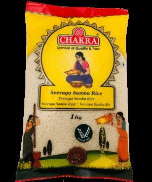 Seeraga Samba Rice - Asijah Europe