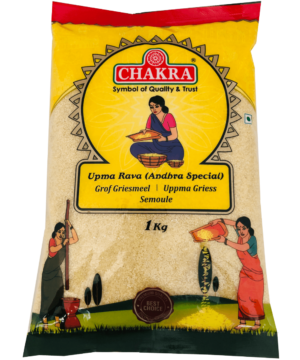Chakra Upma Rava Andhra Special - Asijah Europe