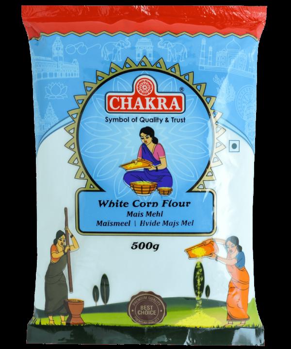 Chakra White Corn Flour - Asijah Europe