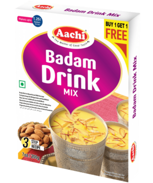 Aachi Badam Drink Mix - Asijah Europe