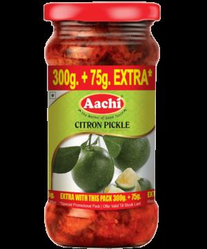 Aachi Citron Pickle - Asijah Europe