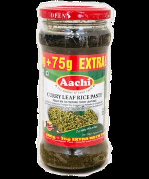 Aachi Curry Leaf Rice Paste - Asijah Europe