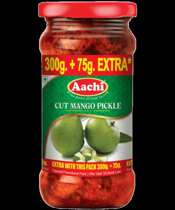 Aachi Cut Mango Pickle - Asijah europe
