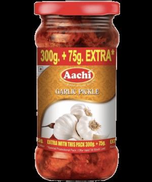 Aachi Garlic Pickle - Asijah europe
