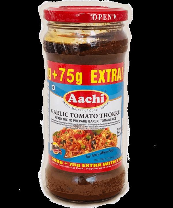 Aachi Garlic Tomato Thokku - Asijah Europe