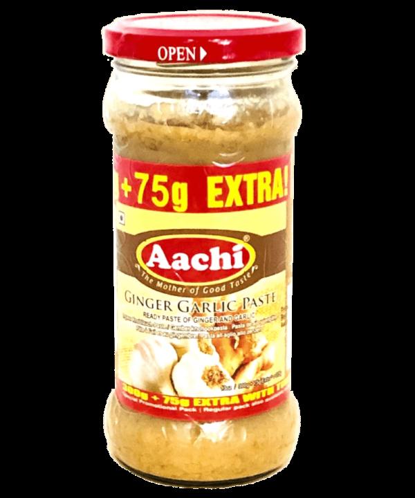 Aachi Ginger Garlic Paste - Asijah Europe