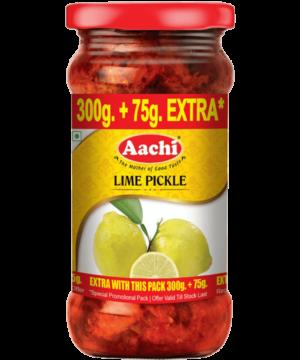 Aachi Lime Pickle - Asijah europe