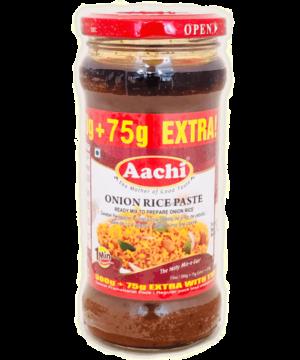 Aachi Onion Rice Paste - Asijah Europe