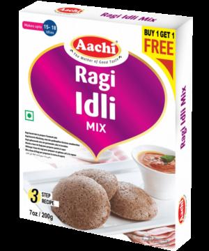 Aachi Ragi Idli Mix - Asijah Europe