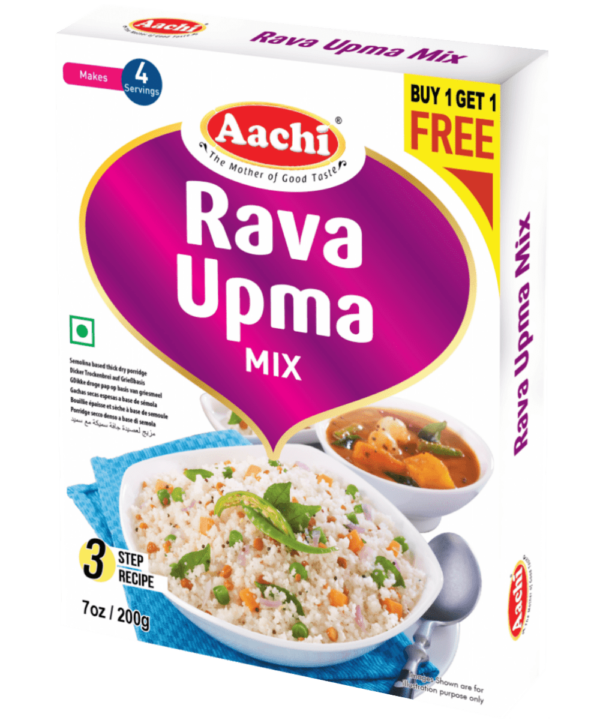 Aachi Rava Upma Mix - Asijah Europe