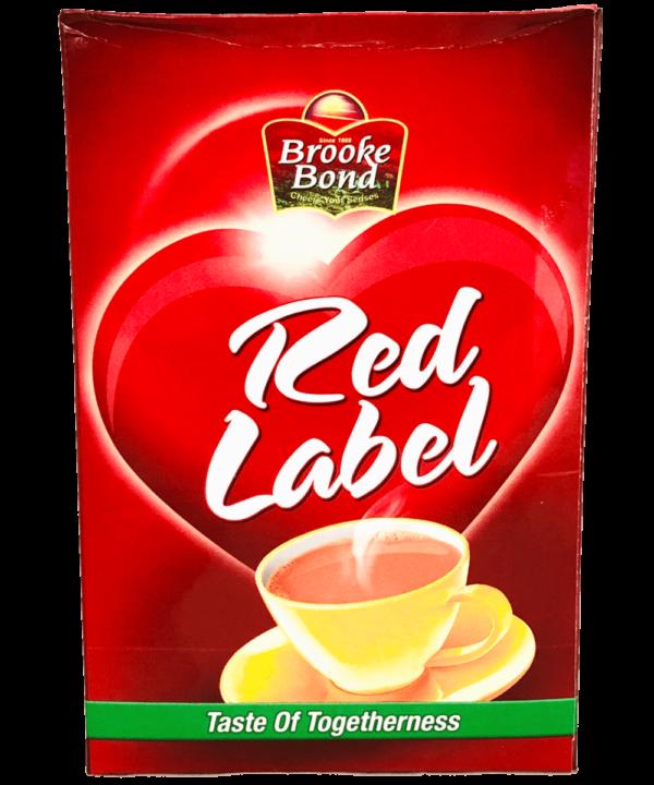 Brooke Bond Red Label Tea - Asijah Europe