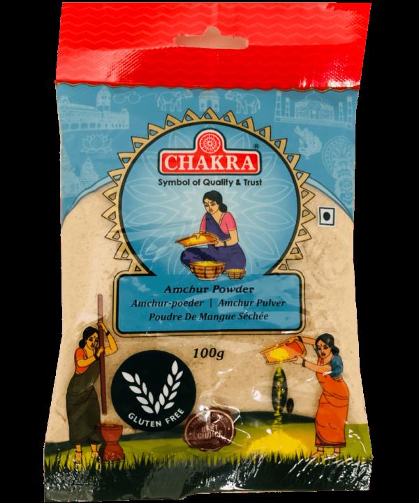 Chakra Amchur Powder - Asijah Europe