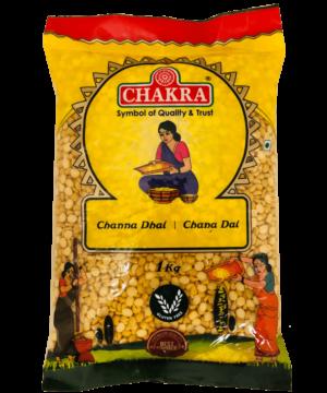 Chakra Channa Dhal - Asijah Europe