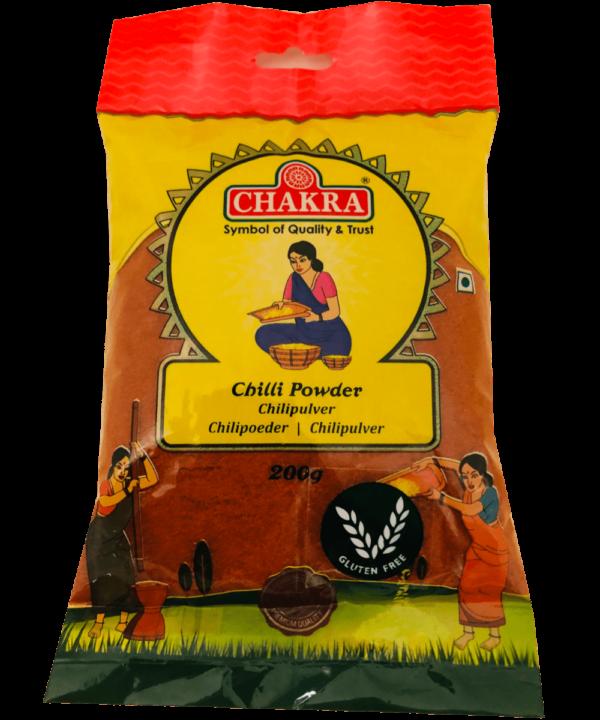 Chakra Chilli Powder - Asijah Europe