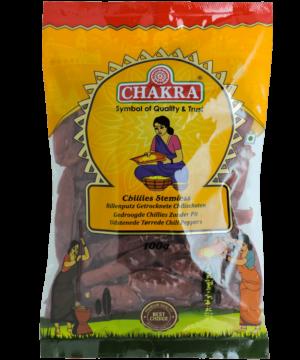Chakra Chillies Stemless - Asijah Europe