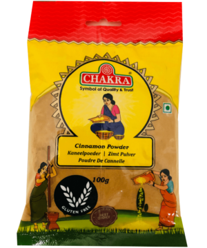 Chakra Cinnamon Powder - Asijah Europe