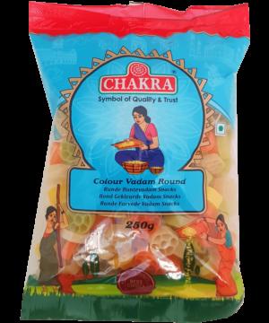 Chakra Colour Vadam Round - Asijah Europe