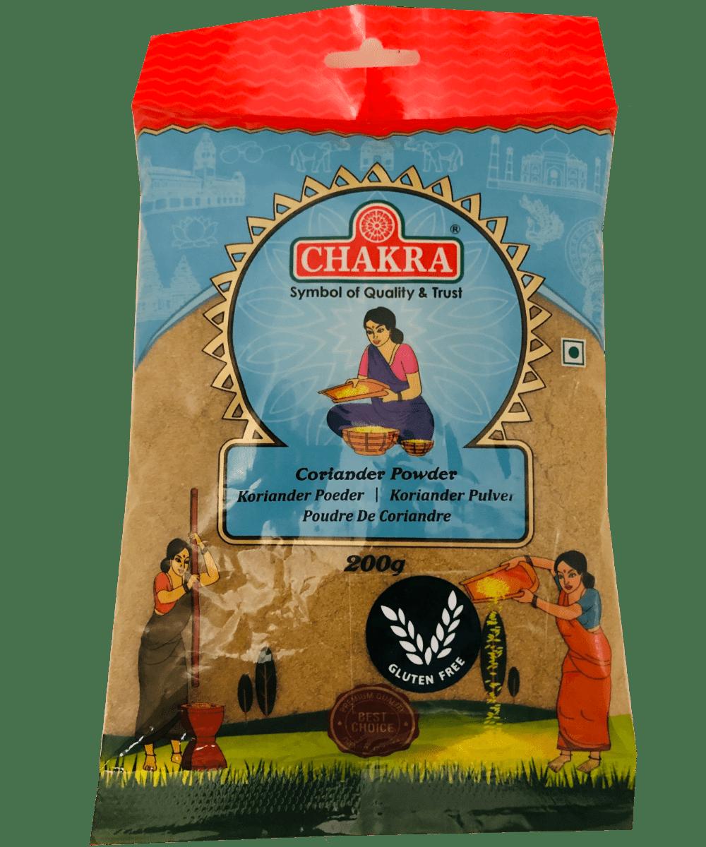 Chakra Coriander Powder - Asijah Europe