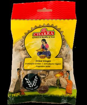 Chakra Dried Ginger - Asijah Europe